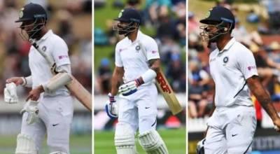 ind vs nz 1st test day 1 highlights