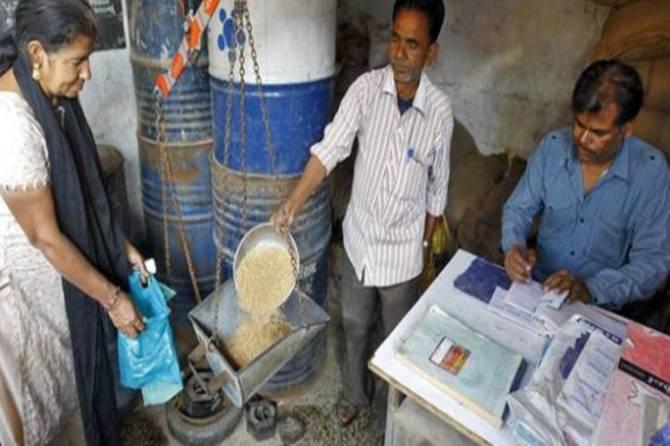 cash transfer over free rice puducherry madras high court