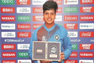 16 year old shafali verma t20 world cup virender sehwag
