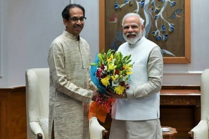 Thackeray meet PM Modi sonia gandhi caa, npr