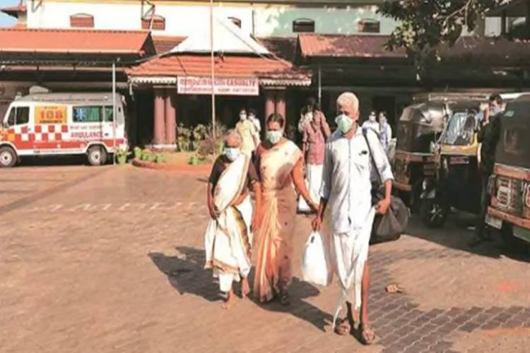 kerala declares coronavirus as state calamity 166654 - கொரோனா வைரஸ் தாக்குதல் - மாநில பேரிடராக அறிவித்த கேரள அரசு! வுஹான்