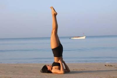international yoga week special story