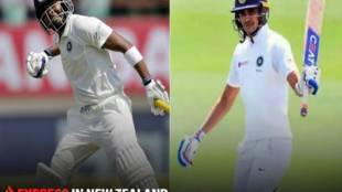 Shubman Gill vs Prithvi Shaw ind vs nz test series