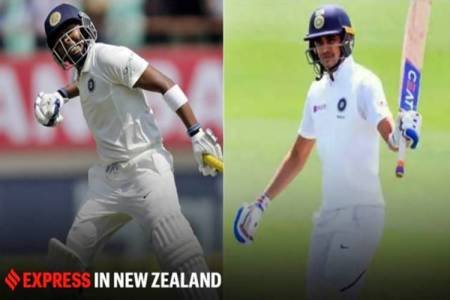 Shubman Gill vs Prithvi Shaw ind vs nz test series