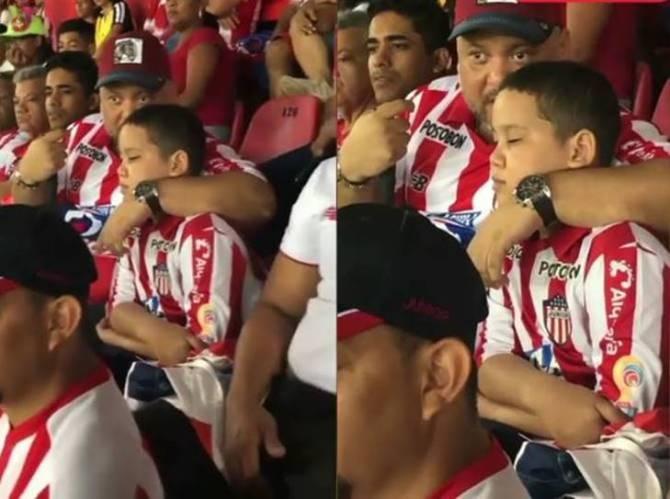 Viral Trending Video Father describing football match