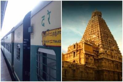 Thanjavur Big Temple consecration, Southern Railway to operate special trains, தஞ்சை பெரிய கோயில், special trains to Thanjavur, special trains to Tiruchy - Thanjavur, தஞ்சாவூருக்கு சிறப்பு ரயில் சேவை, Thanjavur-Trichy DEMU special train, Thanjavur-Mayiladuthurai special train, Mayiladuthurai-Thanjavur special train, தஞ்சை பெரிய கோயில் குடமுழுக்கு, திருச்சி - தஞ்சாவூர் இடையே சிறப்பு ரயில் சேவை, Thanjavur-Tiruvarur DEMU special train, Tiruvarur-Thanjavur DEMU special train, Karaikal-Thanjavur special train, Thanjavur-Karaikal special train