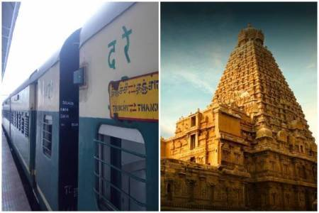 Thanjavur Big Temple consecration, Southern Railway to operate special trains, தஞ்சை பெரிய கோயில், special trains to Thanjavur, special trains to Tiruchy - Thanjavur, தஞ்சாவூருக்கு சிறப்பு ரயில் சேவை, Thanjavur-Trichy DEMU special train, Thanjavur-Mayiladuthurai special train, Mayiladuthurai-Thanjavur special train, தஞ்சை பெரிய கோயில் குடமுழுக்கு, திருச்சி - தஞ்சாவூர் இடையே சிறப்பு ரயில் சேவை, Thanjavur-Tiruvarur DEMU special train, Tiruvarur-Thanjavur DEMU special train, Karaikal-Thanjavur special train, Thanjavur-Karaikal special train
