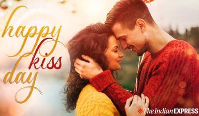 Happy Kiss Day 2020, Wishes Images, Quotes, Status, SMS, Messages, Pics