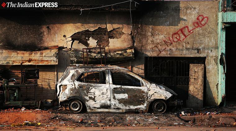 delhi violence caa protesters