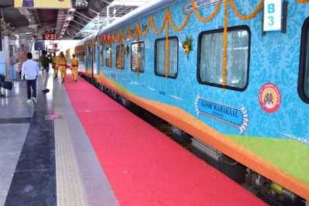 India's Railways' corporate train model
