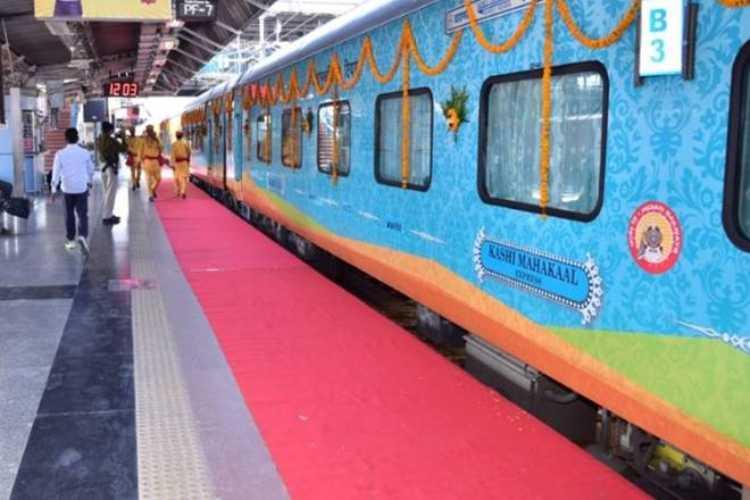 India's Railways' corporate train model