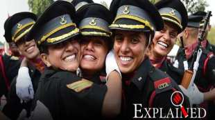 permanent commission to women officer
