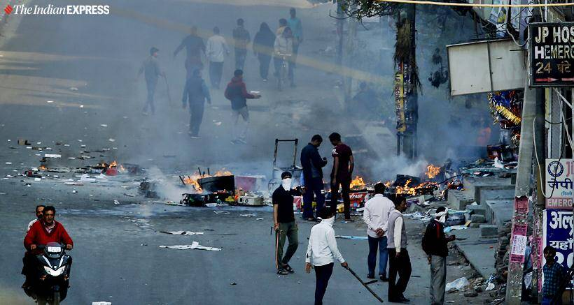 praveen khanna, delhi violence caa protesters