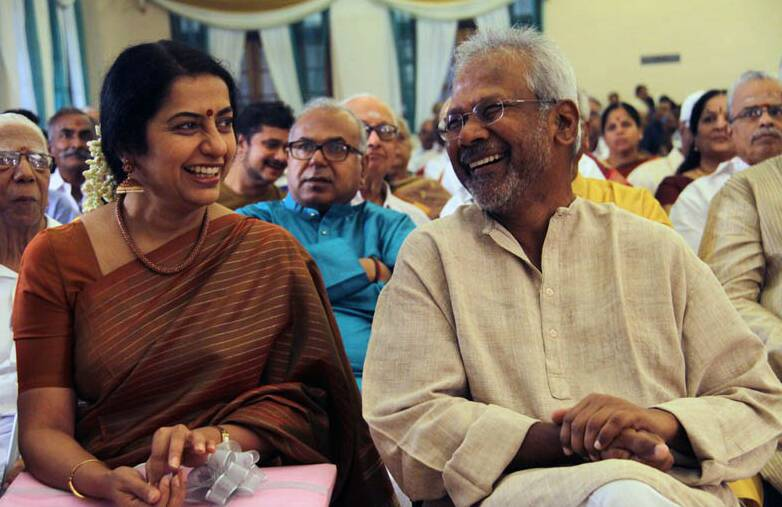 Actresses who married to directors, Suhasini Maniratnam