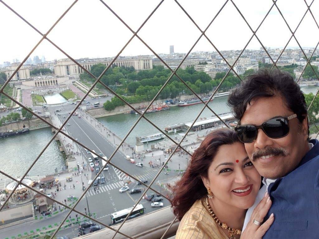 Actresses who married to directors, Khushbu Sundar C