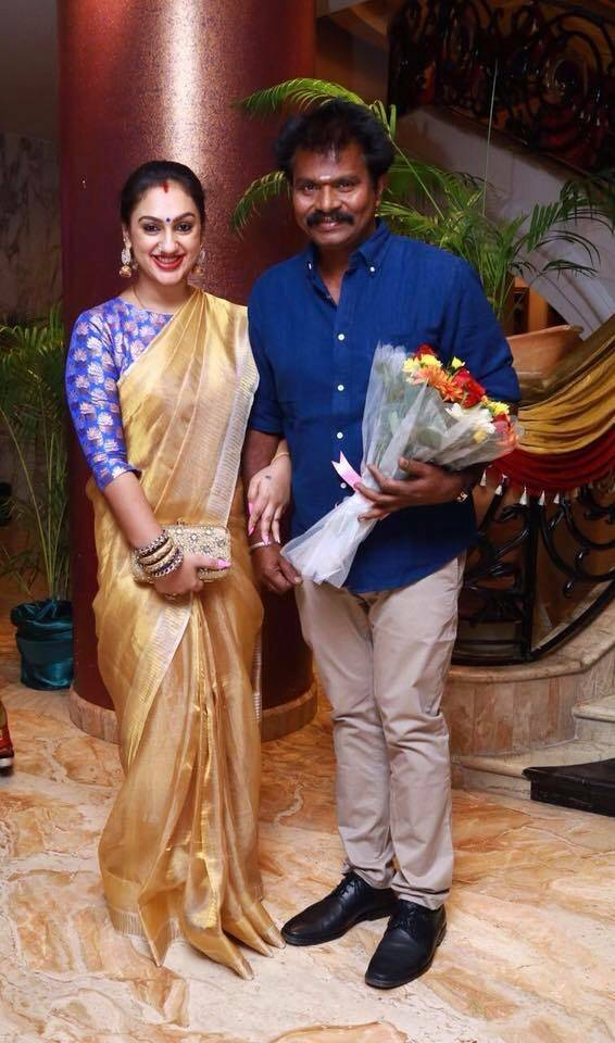 Preetha Hari, Actresses who married to directors,