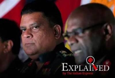 United States restricted Sri Lankan Army Chief Staff Shavendra Silva