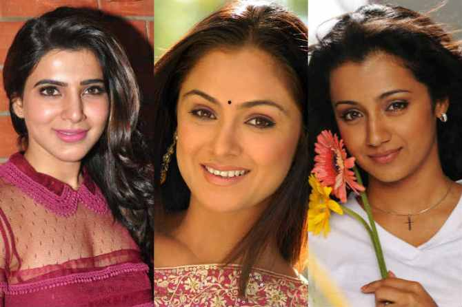 tamil actresses first film