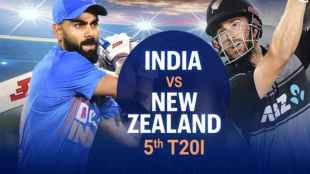 India vs New Zealand Score, ND vs NZ scorecard