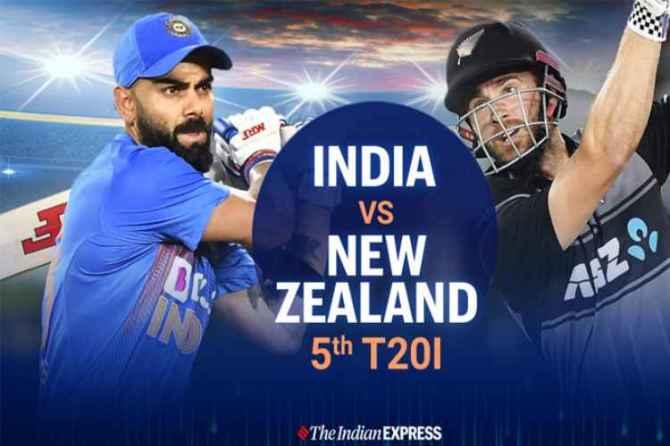 India vs New Zealand Score, ND vs NZ scorecard