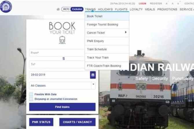 Irctc, irctc news, irctc online, Indian railway, Indian railway news,IRCTC, IRCTC train ticket booking, IRCTC online ticket booking, IRCTC digital features, CNF probability, ePayLater, IRCTC real time train tracking, Indian Railways