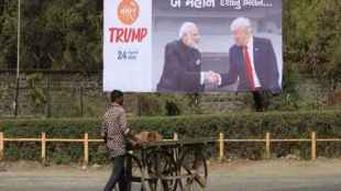 donald trump india visit, modi trump trade talks, modi trump meeting, trump india visit date, indian express