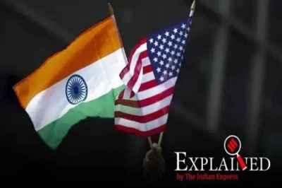 இந்தியா – அமெரிக்கா ஏற்றுமதி இறக்குமதி : மொத்த புள்ளி விபரம்