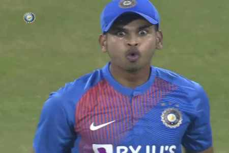 Shreyas Iyer, India vs New Zealand, India cricket, Team India, Fitness Team India, virat kohli, fitness video, twitter, viral video