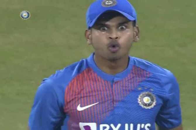 Shreyas Iyer, India vs New Zealand, India cricket, Team India, Fitness Team India, virat kohli, fitness video, twitter, viral video