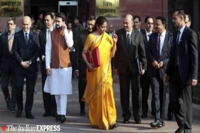 union budget 2020, nirmala sitharaman 2020 budget, india budget 2020 bjp narendra modi, tax exemptions budget 2020