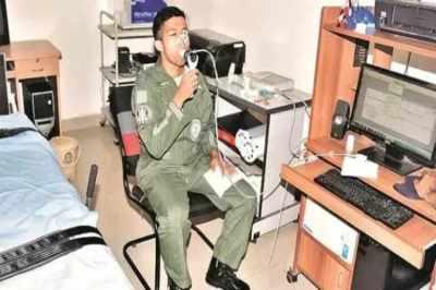 gaganyaan, isro gaganyaan, gaganyaan iaf, india gaganyaan mission, gaganyaan, gaganyaan astronouts, indian air force pilot, indians in space, india's first human space mission, iaf, indian express