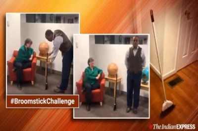 #BroomstickChallenge-னு ஏமாற்றியவர்களுக்கு தகுந்த பாடம் கற்பித்தது நாசா