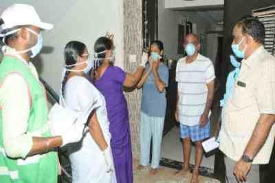 கொரோனா: சென்னையை ஆபத்தான பகுதியாக அறிவித்த இலங்கை