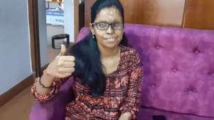 Acid Attack Survivor Santhi