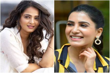 Anushka Shetty, Samantha