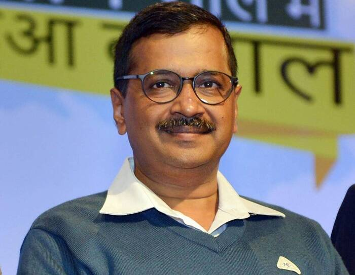 Delhi CM Arvind Kejriwal announced Rs 1 crore to the kin of personnel who die while treating COVID19