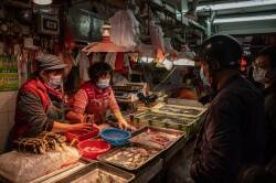 Coronavirus outbreak Chinese wet markets started to function again