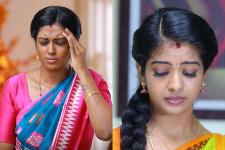 Bharathi Kannamma Aranmanai kili serial