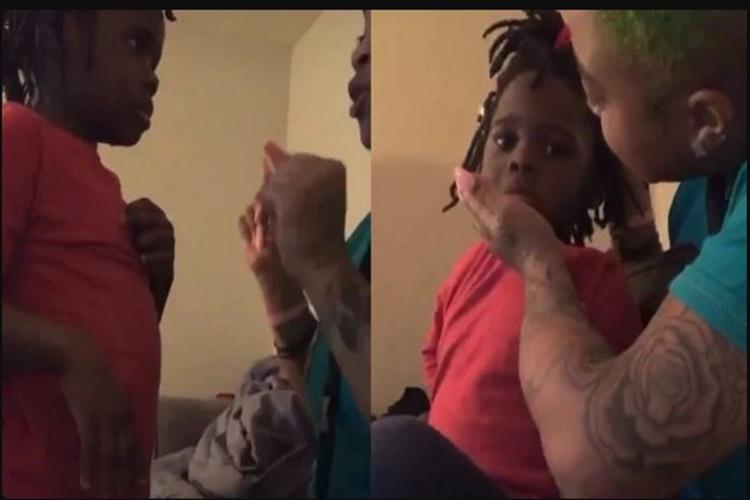 Viral trending news Atlanta girl says I'm ugly check her hair dressers response