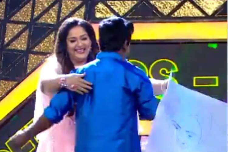 Dancing Super Stars, Vijay TV