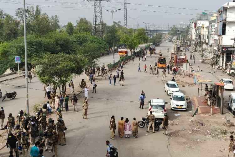 Delhi Shaheen Bagh 2