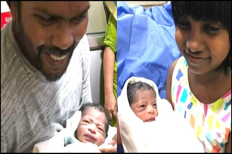 Director Pa Ranjith Blessed with boy baby