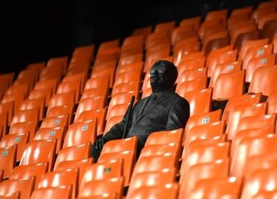 Trending Viral News Vicente Navarro Aparicio statue witnessed Valencia Atlanta match