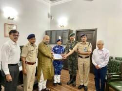 Indian Paramilitary personnel donated Rs. 116 crore to PM CARES fund