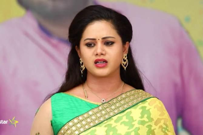 Naam Iruvar Namakku Iruvar, Vijay TV, Mayan Devi