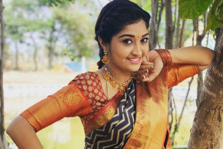 Neelima Rani Latest Photos, Aranmanaikili Serial