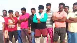 Tamil nadu 400 fishermen stranded on boats iran, கொரோனா வைரஸ், ஈரான், இரானில் படகுகளில் சிக்கியுள்ள தமிழக மீனவர்கள், coronavirus hits in iran, kish island, fishermen calling help at central government, coronavirus iran