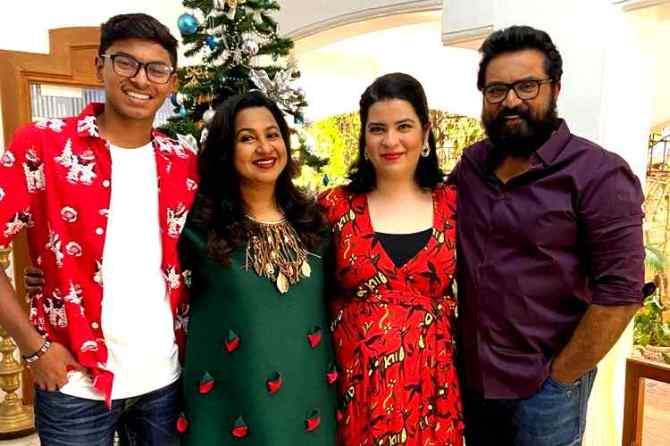 sarathkumar, radhika, sarathkumar - radhika, sarathkumar - radhika couple, actress radhika news, Tamil cinema news, சரத்குமார், சரத்குமார் - ராதிகா, ராகுல், ராதிகா மகன் ராகுல், Tamil cinema Tamil movie reviews, ராகுல் ராப் இசை, radhika son first rap single, radhika son rahhul makes first debut rap single, ராதிகா, Tamil movie news, Tamil actress stills, Tamil cinema wallpapers, Tamil actress radhika, tollywood, Tamil movies updates