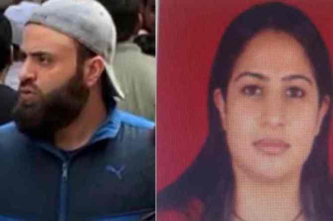 islamic state couple arrested, இஸ்லாமிக் ஸ்டேட், ஐஎஸ் அமைப்பு, கோரசன் ஐஎஸ் அமைப்பு, டெல்லி தம்பதியிடம் விசாரணை, சிஏஏ போராட்டத்தை தூண்டியதாக குற்றச்சாட்டு, delhi islamic state, isis link couple detained from jamia, சிஏஏ போராட்டம், delhi couple anti-caa protests, delhi couple is links caa protests, delhi jamia caa protests, delhi news, Tamil indian express