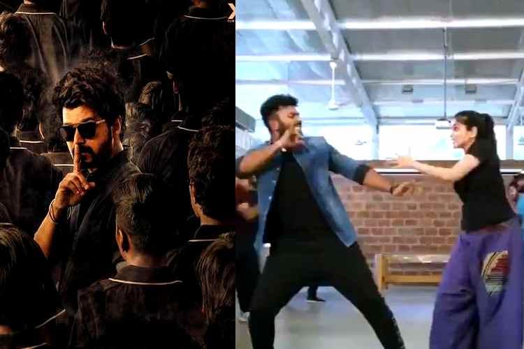 vijay, master movie, master movie song vaathi coming, விஜய், மாஸ்டர், வாத்தி கமிங் பாடல், சாந்தனு கிகி டான்ஸ் சவால், வைரல் வீடியோ, shanthnu kiki dance challenge, shanthnu dance for vaathi coming song, shanthnu dance viral video